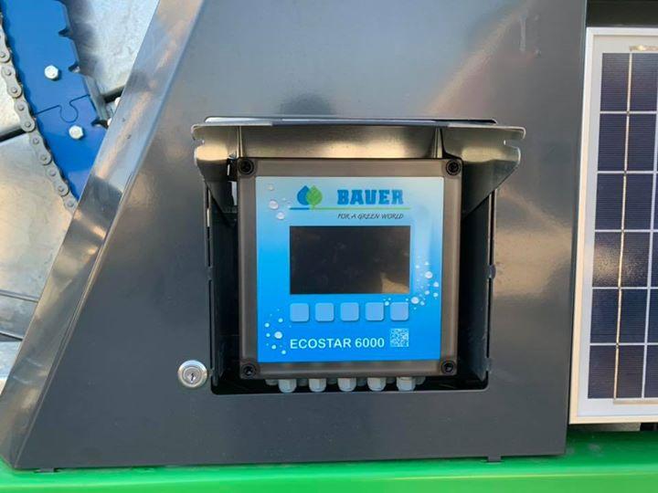 Bauer T51 90-350 verkocht Voor een