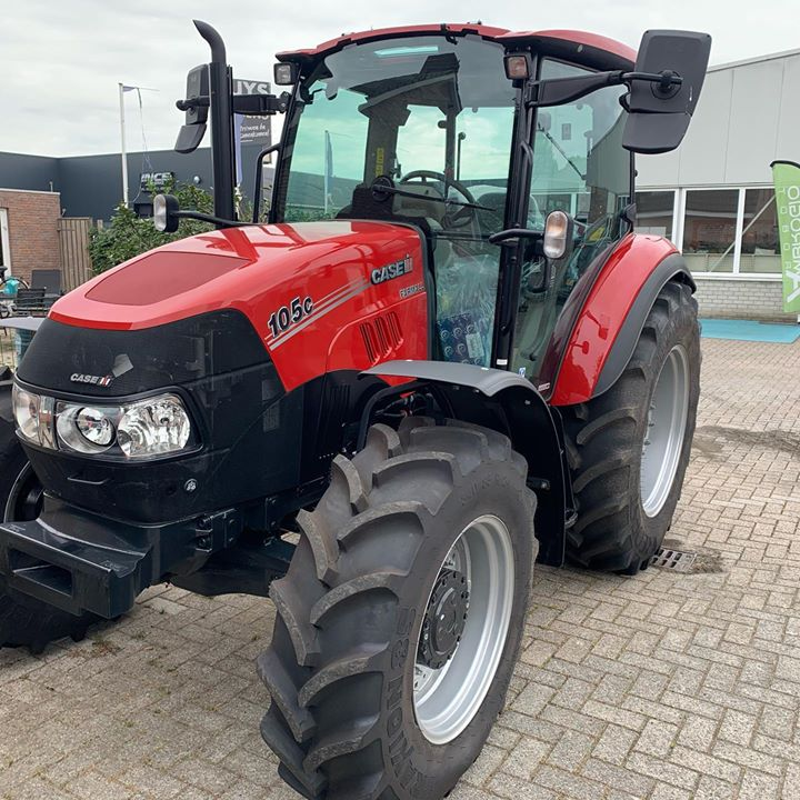 Case-IH Farmall 105C high-low